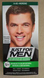 Catálogo para comprar Online tinte pelo hombre – El Top Treinta