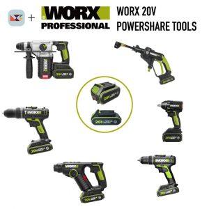 Selección de worx professional para comprar on-line