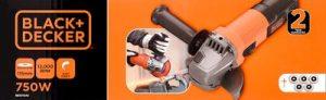 La mejor recopilación de amoladora black and decker 750w para comprar online