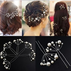 Selección de horquillas para el pelo novias para comprar online – Los preferidos por los clientes