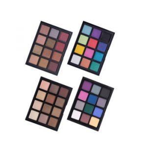La mejor selección de paletas de maquillaje baratas para comprar online