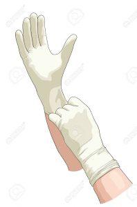 La mejor recopilación de manos con guantes para comprar On-line