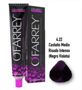 Catálogo para comprar online tinte negro violeta