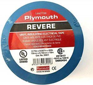Reviews de plymouth cinta aislante para comprar online