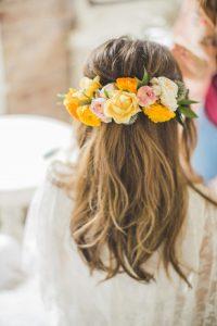 Ya puedes comprar on-line los semirecogidos con flores – Favoritos por los clientes
