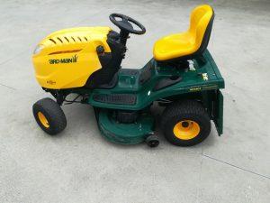 Opiniones y reviews de tractor cortacesped yard man para comprar on-line