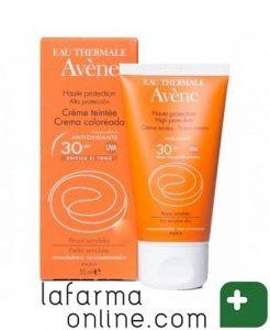 Catálogo para comprar online crema reafirmante avene