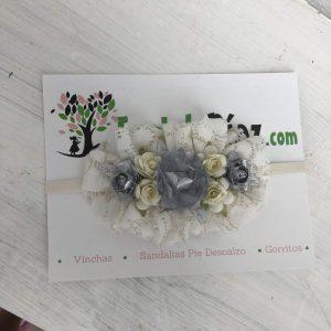 Ya puedes comprar por Internet los flores plateadas