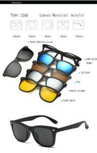 El mejor listado de gafas con clip magnetico para comprar – Los mejores