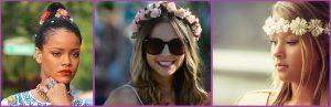 Recopilación de accesorios de flores para el cabello para comprar On-line