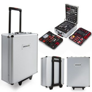 Selección de maleta de herramientas para comprar en Internet