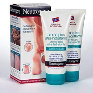 Recopilación de crema pies neutrogena para comprar Online