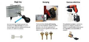 ganzua electrica bumping disponibles para comprar online – Los favoritos