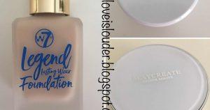 Catálogo de bb cream w7 para comprar online