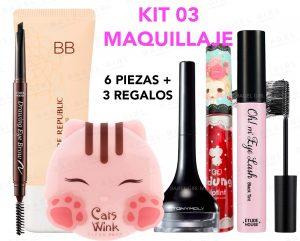 Catálogo de kit basico de maquillaje para principiantes para comprar online
