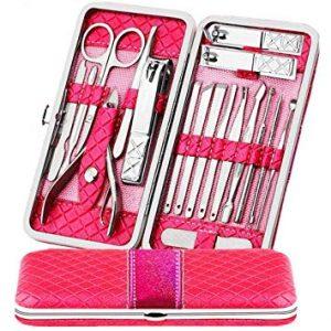 Recopilación de utensilios de manicura para comprar Online