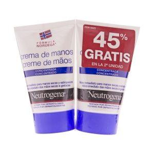 neutrogena crema de manos concentrada que puedes comprar