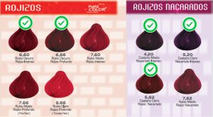 Lista de tonos tinte para comprar Online – Los mejores