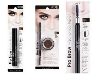 Ya puedes comprar on-line los kit para maquillaje de cejas