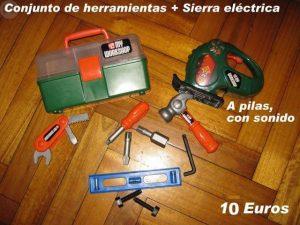 Listado de sierra electrica juguete para comprar online