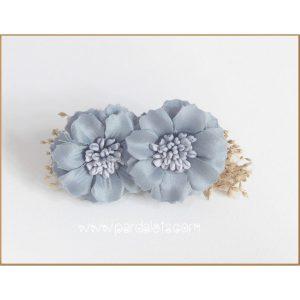 Selección de pasadores de flores para el pelo para comprar on-line