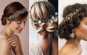 Catálogo para comprar on-line detalles para el pelo de novia – Favoritos por los clientes