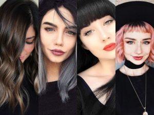 Selección de tinte de pelo de moda para comprar en Internet