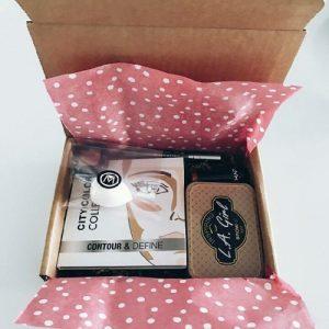La mejor selección de cajas mensuales maquillaje para comprar on-line