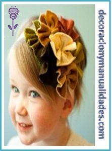 Catálogo para comprar On-line bandas con flores para el cabello – Los Treinta más solicitado