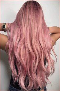 Recopilación de pelo rosa dorado para comprar online – Los preferidos por los clientes