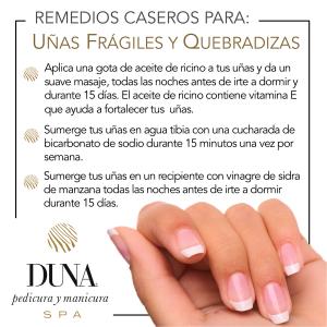 Lista de remedios caseros para las uñas para comprar on-line