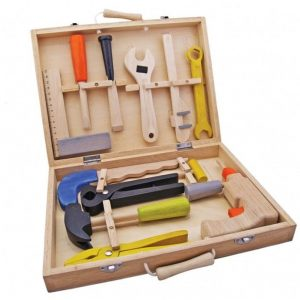Lista de caja herramientas juguete para comprar on-line