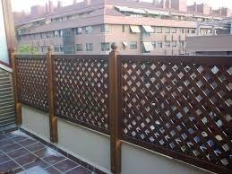 Selección de vallas terraza para comprar On-line – Los 30 favoritos