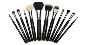 Catálogo para comprar on-line kit de brochas maquillaje