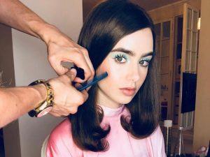 Selección de maquillaje de los 60 para comprar