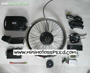 Listado de kit motor electrico para comprar por Internet