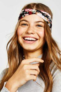 Selección de turbantes pelo zara para comprar Online