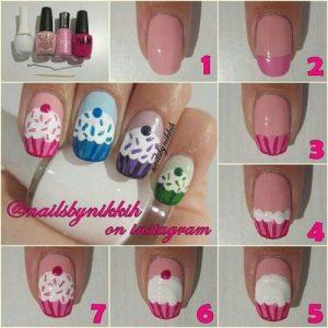 Ya puedes comprar en Internet los nail art paso a paso
