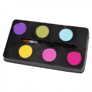 La mejor recopilación de kit de maquillaje al agua para comprar Online