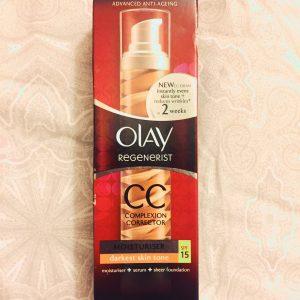 Ya puedes comprar en Internet los olay regenerist cc cream