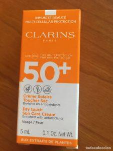 Catálogo de clarins crema solar para comprar online