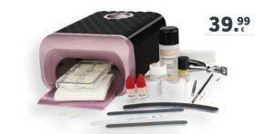 Listado de kit manicura permanente lidl para comprar online