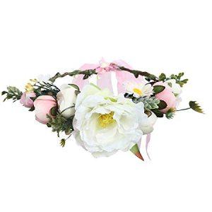 Catálogo para comprar On-line adornos de flores para el pelo – El TOP Treinta