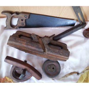 Listado de herramientas de carpintero ebanista para comprar por Internet