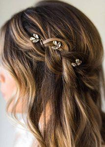 Selección de flores para pelo novia para comprar online – Los 30 mejores