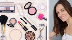 Lista de un kit basico de maquillaje para comprar on-line