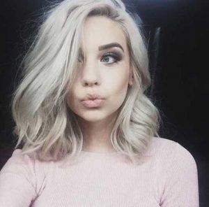 tinte blanco pelo disponibles para comprar online – Favoritos por los clientes