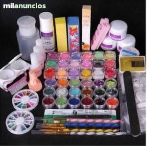 La mejor recopilación de kit uñas porcelana para comprar on-line