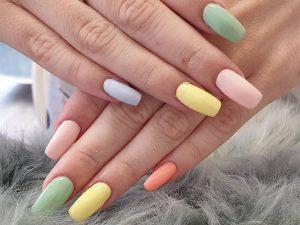 La mejor recopilación de fotos de uñas para comprar Online