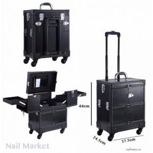 Recopilación de maletin maquillaje con ruedas para comprar Online